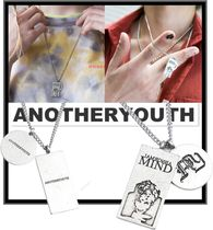 ANOTHERYOUTH(アナザーユース) ネックレス・ペンダント ★関税込/イベント中★ANOTHERYOUTH★2 Pendant Necklace★