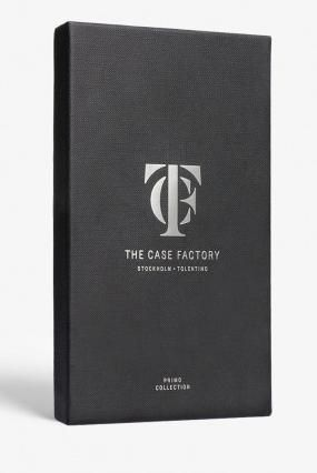 THE CASE FACTORY スマホケース・テックアクセサリー THE CASE FACTORY★IPHONE 11 PRO OSTRICH GREY(2)