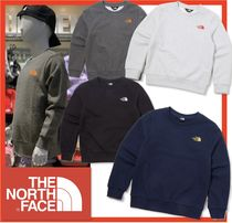 【THE NORTH FACE】KIDS★BASIC NUPTSE LOGO SWEATSHIRTS★3色★