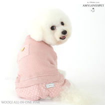 AMYLOVESPET(エイミーラブスペット)★WOOGI ALL-IN ONE - PINK