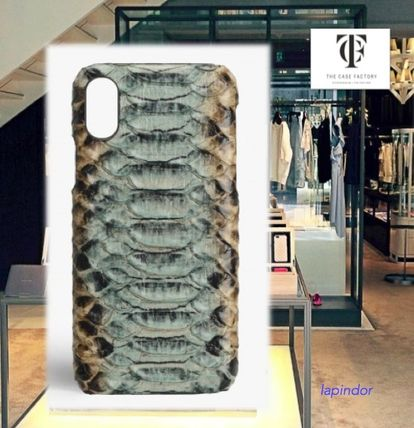 THE CASE FACTORY スマホケース・テックアクセサリー THE CASE FACTORY★IPHONE XS MAX COBRA MULTICOLOR