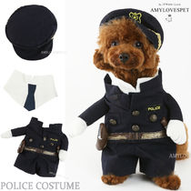 AMYLOVESPET(エイミーラブスペット)★POLICE COSTUME
