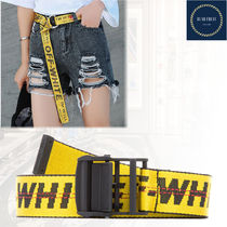 ◆ VIP SALE◆OFF-WHITE◆INDUSTRIAL ミニ ベルト 200cm