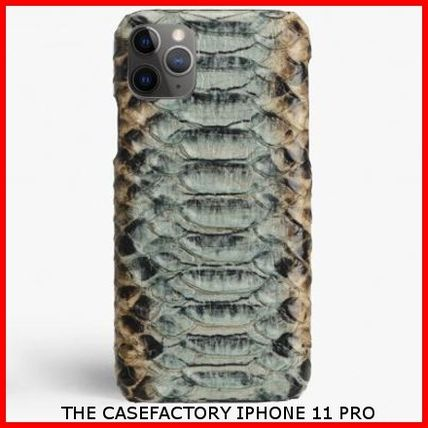 THE CASE FACTORY スマホケース・テックアクセサリー 関税送料込☆THE CASEFACTORY☆IPHONE 11 PRO COBRA MULTICOLOR