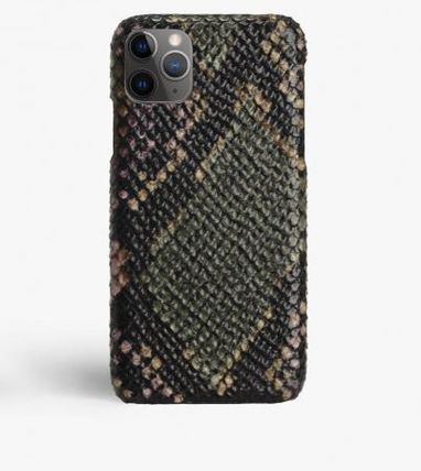 THE CASE FACTORY スマホケース・テックアクセサリー 関税送料込☆THE CASEFACTORY☆IPHONE 11 PRO PYTHON MULTICOLOR(2)
