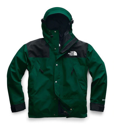 THE NORTH FACE 1990 MOUNTAIN JACKET GORE-TEX NIGHT GREEN