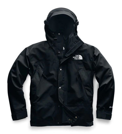 THE NORTH FACE 1990 MOUNTAIN JACKET GORE-TEX TNF BLACK