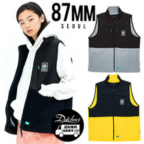 87MM Mmlg FLEECE VEST MU1171 追跡付