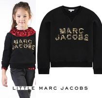 Little Marc Jacobs☆ロゴスウェット・黒(2-12Y)2019AW