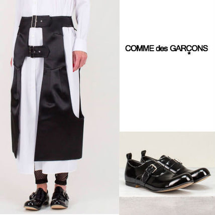 COMME des GARCONS シューズ・サンダルその他 ★残りわずか COMME des GARCONS Low Shoes レザー製