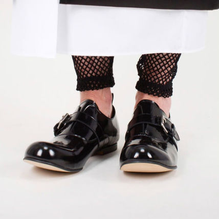 COMME des GARCONS シューズ・サンダルその他 ★残りわずか COMME des GARCONS Low Shoes レザー製(4)