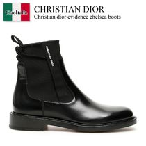 CHRISTIAN DIOR Evidence Chelsea Boots