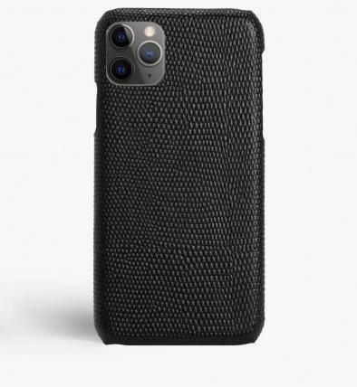 THE CASE FACTORY スマホケース・テックアクセサリー 関税送料込☆THE CASEFACTORY☆IPHONE 11 PRO LIZARD BLACK(2)
