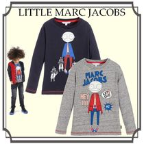 Little Marc Jacobs☆Cotton Logoトップス/2カラー2-10Y
