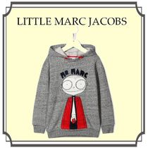 Little Marc Jacobs☆Mr Marcプリントフーディ2-10Y