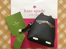 Kate Spade★Cat Coin Purse Jazz Things Up★猫のコインケース