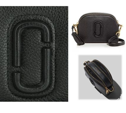 """MARC JACOBS ショルダーバッグ・ポシェット SALE! MARC JACOBS 3D ダブル J ロゴ """"Shutter"""" 2WAYバッグ♪(5)"""