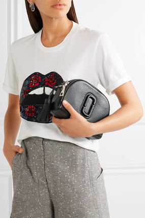 """MARC JACOBS ショルダーバッグ・ポシェット SALE! MARC JACOBS 3D ダブル J ロゴ """"Shutter"""" 2WAYバッグ♪(19)"""