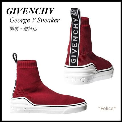 *GIVENCHY*George V Sneaker 関税/送料込