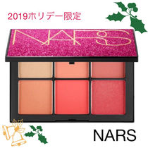 NARS☆Free Lover Cheek Palette☆チークパレット☆2019ホリデー