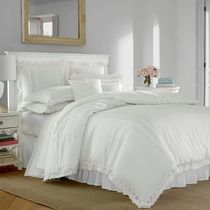Laura Ashley★Annabella  Duvet Cover 2点セット(白orピンク)