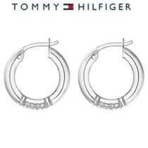 TOMMY HILFIGER Chain Hoopピアス
