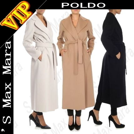 ◆◆VIP◆◆ 'S Max Mara POLDO Long Wool coat