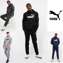 NEW Puma Amplified Hooded 上下セット