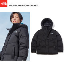 【THE NORTH FACE】MULTI PLAYER DOWN JACKET