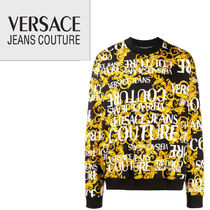 ■VERSACE JEANS COUTURE 新作■バロック スウェットシャツ