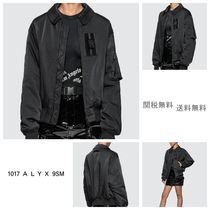 [ALYX]  アリクス Nylon Bomber Jacket With Buckle ジャケット