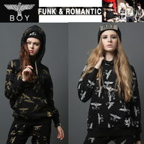 BOY LONDON /stock 特価フードパーカーB53HD01U89.99