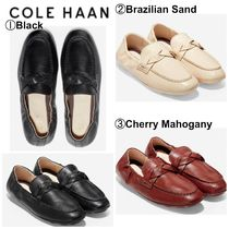 【Cole Haan】●超お買い得●Odette Driverina Braided Flat