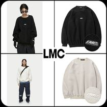 [ LMC ] ★ 韓国大人気 ★ LMC BOA FLEECE OVERSIZED SWEATSHIRT