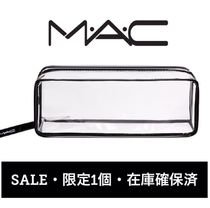 SALE&限定1個&即発【MAC】クリア・メイクポーチ