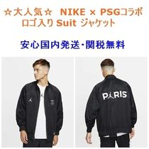 【新作】NIKE Jordan x Paris Saint-Germainコラボ ジャケット
