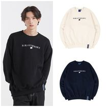ROMANTIC CROWNのROMANTICCROWN LOGO SWEATSHIRT 全5色