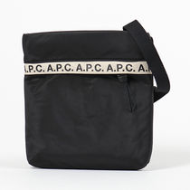 A.P.C. ショルダーバッグ PAACL H61384 LZZ saccoche repeat