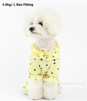 AMYLOVESPET 洋服 AMYLOVESPET(エイミーラブズペット) ★Holly All-in-one Yellow(2)