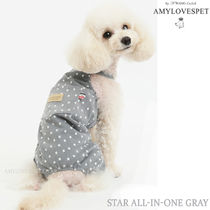AMYLOVESPET(エイミーラブズペット)★Star All-in-one Gray