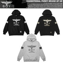 BOY LONDON /stock 特価フードパーカーB83HD1111U