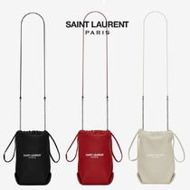 ∞∞ Saint Laurent ∞∞ Teddy small bucket バッグ☆
