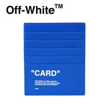 【Off-White】☆新作☆ QUOTE CARDHOLDER