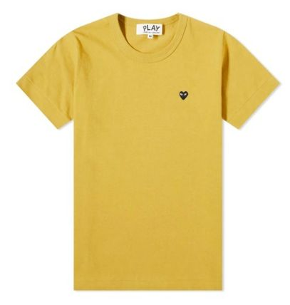 COMME des GARCONS Tシャツ・カットソー 19AW新作 コムデギャルソン PLAY ハート カラー ロゴ Tシャツ(2)