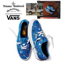 入手困難!VIVIENNE WESTWOOD X VANS AUTHENTIC