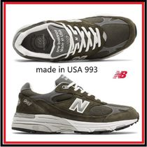 NEW BALANCE MADE IN US 993 OLIVE