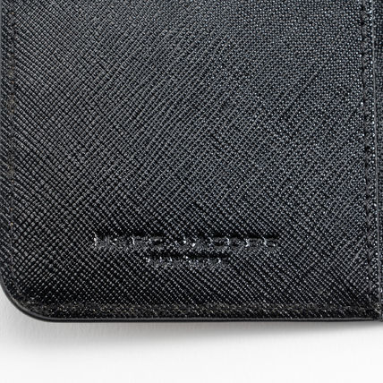 MARC JACOBS スマホケース・テックアクセサリー 【国内発送】MARC JACOBS iphone X/XSケース レザーポケット付き(3)