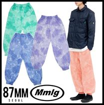 ★イベント/関税込★87MM★Mmlg EMEMELGE BLEACH PANTS★4色★