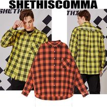 SHETHISCOMMA/BTS (防弾少年団)着用ブランド CAN BE FAST SHIRTS