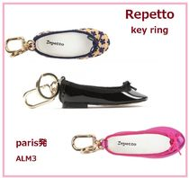 repetto(レペット) キーホルダー・キーリング パリ発 Repetto ミニシンデレラ キーリング